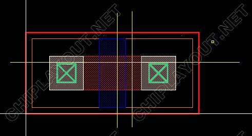 利用Cadence-virtuoso-layout-edit制做pcellpng006