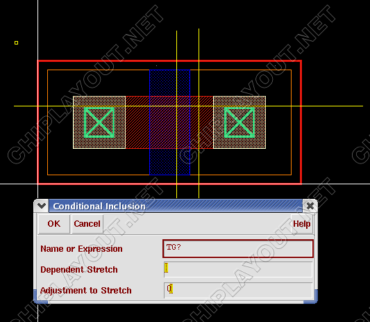利用Cadence-virtuoso-layout-edit制做pcellpng012