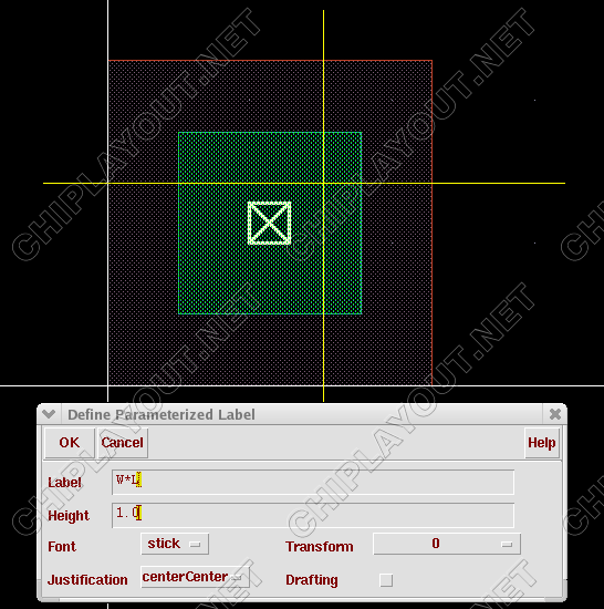 利用Cadence-virtuoso-layout-edit制做pcellpng041