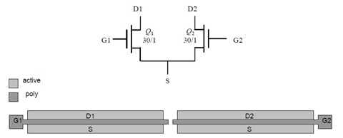 1-Basic-Differential-Pair-Layout