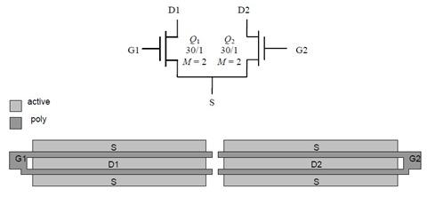 6-Multi-Finger-Transistors