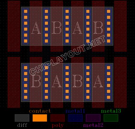 dummy-ploy-match-mos-layout